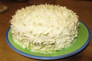 Pineapple cake - Whole