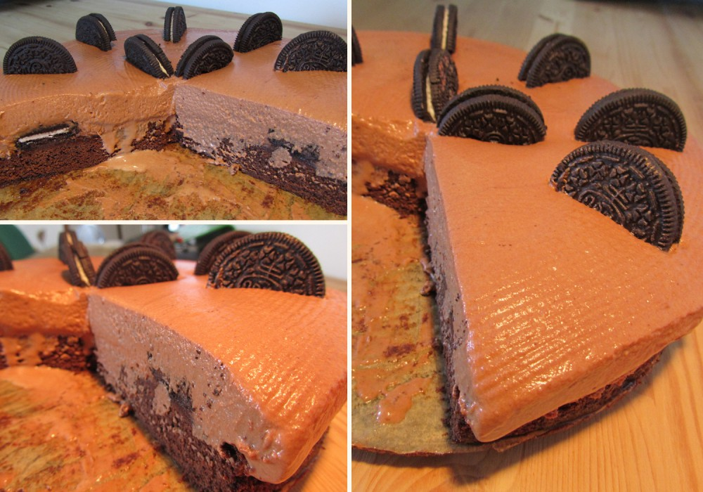 Oreo Chocolate Brownie Cheesecake compilation