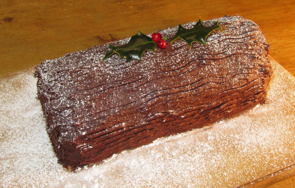 Chocolate Log Recipe