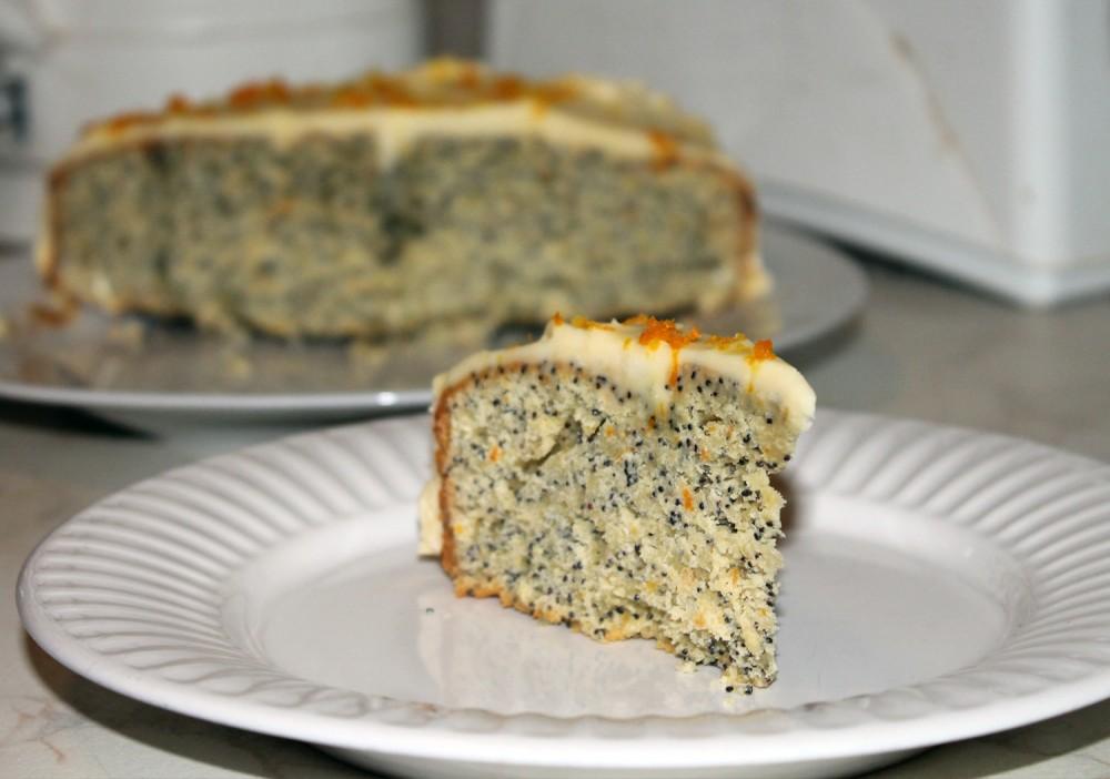 Citrus Poppy Seed Cake | 12 Cakes