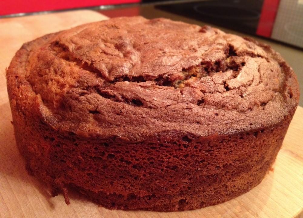 Surprise Marble Cake Recipe